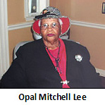 Opal Mitchell Lee