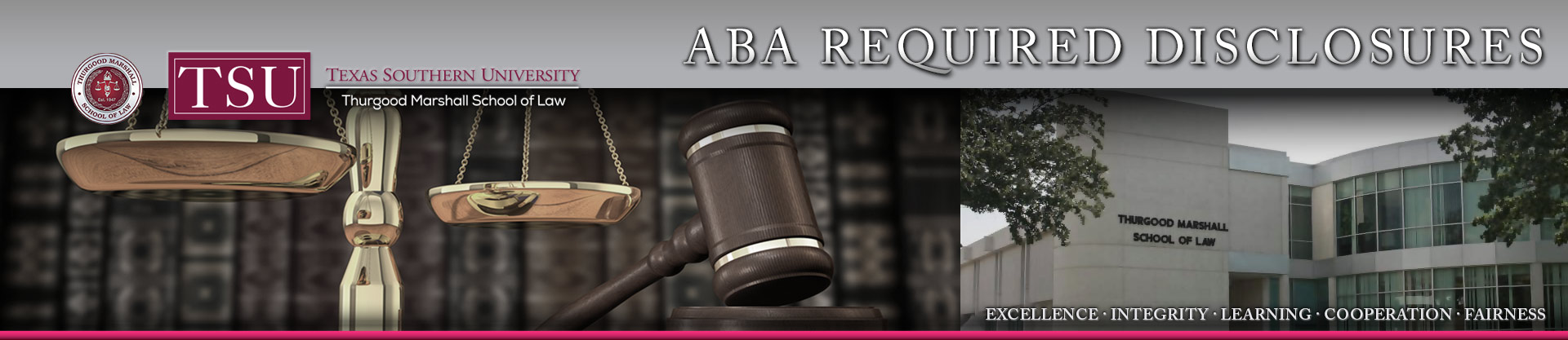 ABA Required Disclosures